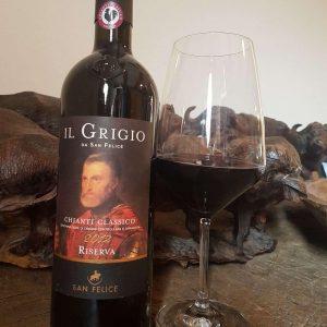 """Chianti Classico Riserva """"Il Grigio"""" DOCG"""