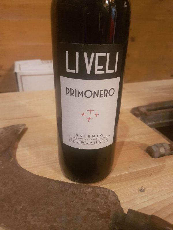 "Primitivo & Negroamaro ""Prinonero"" IGT"